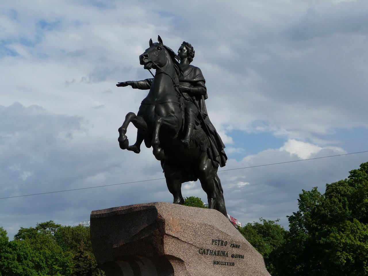 Monumento di San Pietroburgo