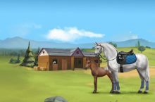 Crea il tuo maneggio virtuale ed alleva cavalli online con Howrse!