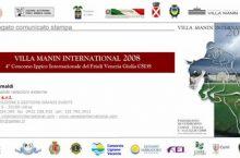 Concorso Ippico internazionale Villa Manin International